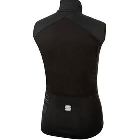 Sportful Giara Layer Chaleco Mujer, negro